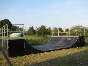 Skatepark w Aleksandrowie Kujawskim 3