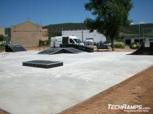 Skatepark w Balsareny - 1