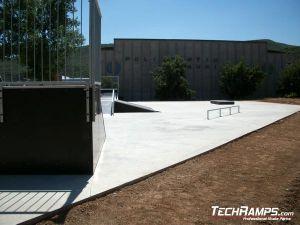 Skatepark w Balsareny - 5