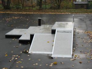 Skatepark w Białogardzie - 10