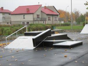 Skatepark w Białogardzie - 2