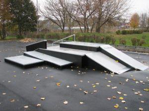 Skatepark w Białogardzie - 3