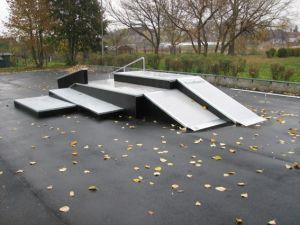 Skatepark w Białogardzie - 4