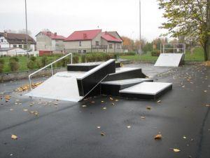 Skatepark w Białogardzie - 5