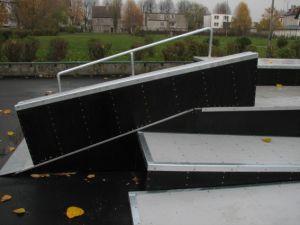 Skatepark w Białogardzie - 9