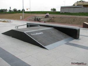 Skatepark w Bieruniu 5
