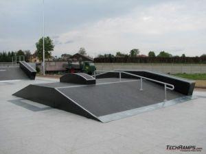 Skatepark w Bieruniu 6