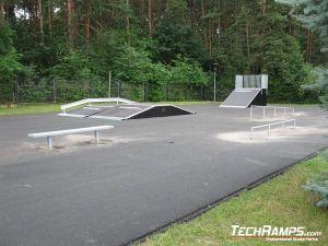 Skatepark w Blachowni - 1