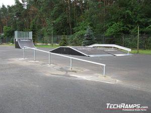 Skatepark w Blachowni - 3