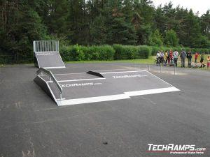 Skatepark w Blachowni - 6