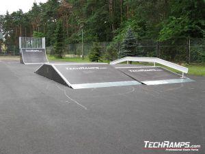 Skatepark w Blachowni - 8
