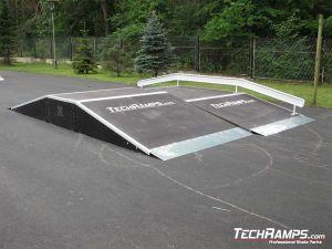 Skatepark w Blachowni - 9