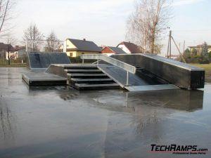 Skatepark w Brzeszczach - 13