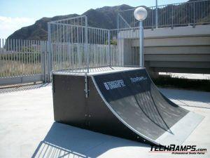 Skatepark w Callosa de Segura - 1