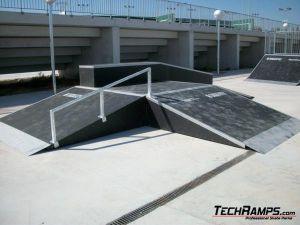 Skatepark w Callosa de Segura - 2