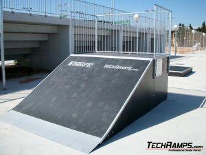 Skatepark w Callosa de Segura - 4