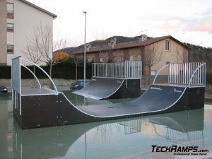 Skatepark w Campdevanol - 13