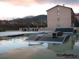 Skatepark w Campdevanol - 15