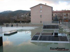 Skatepark w Campdevanol - 4