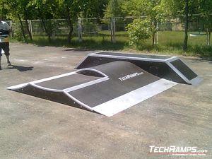 Skatepark w Czaplinku_1