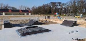 Skatepark w Czerniewicach