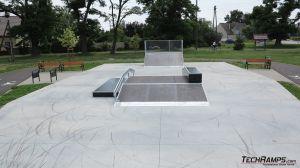 Skatepark w Dąbrowie