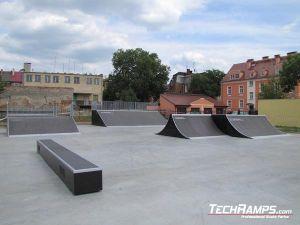 Skatepark w Dębnie_6