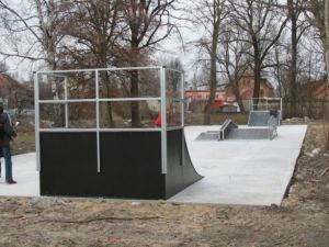 Skatepark w Dobrym Mieście 2