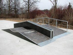 Skatepark w Dobrym Mieście 6