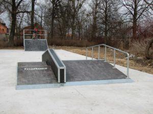 Skatepark w Dobrym Mieście 7