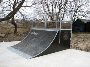 Skatepark w Dobrym Mieście 8
