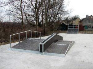 Skatepark w Dobrym Mieście 9
