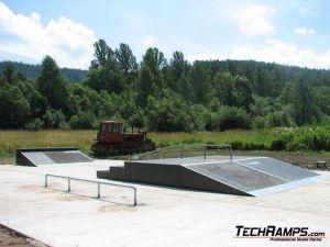 Skatepark w Dusznikach Zdroju - 4