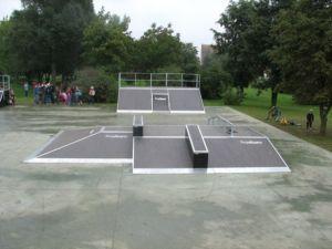 Skatepark w Działdowie 1
