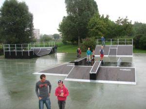 Skatepark w Działdowie 4