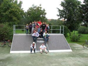Skatepark w Działdowie 8