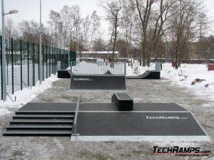 Skatepark w Dziwnowie - 4