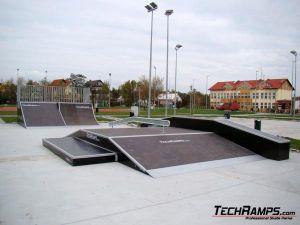Skatepark w Dźwirzynie - 3