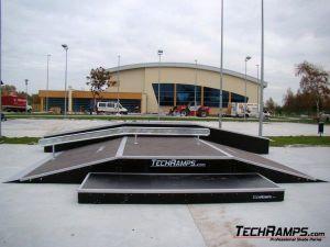 Skatepark w Dźwirzynie - 4