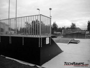 Skatepark w Dźwirzynie - 6
