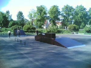 Skatepark w Giżycku 2