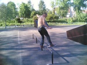 Skatepark w Giżycku 3