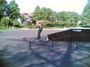 Skatepark w Giżycku 5