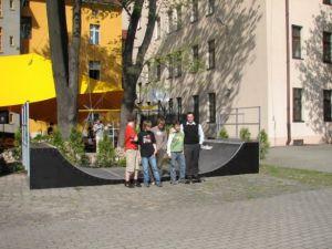 Skatepark w Gliwicach 1