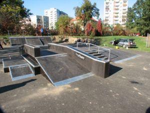 Skatepark w Głogowie 10
