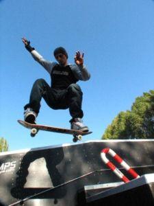 Skatepark w Głogowie 13