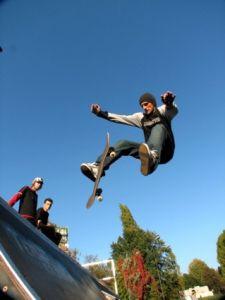 Skatepark w Głogowie 19