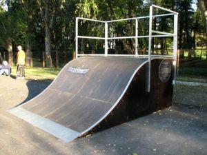 Skatepark w Głogowie 23