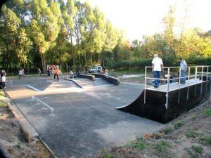 Skatepark w Głogowie 4