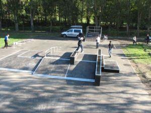 Skatepark w Głogowie 5
